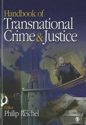 Cover of Handbook of Transnational Crime and Justice: Special Offer Edition