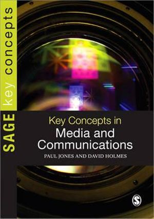 Cover of Key Concepts in Media and Communications