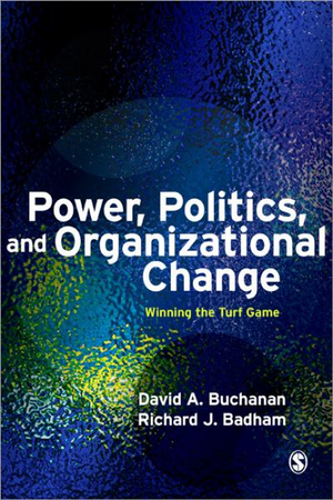 Cover of Power, Politics, and Organizational Change
