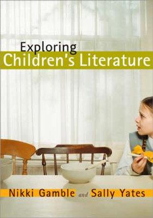 Cover of Exploring Children's Literature