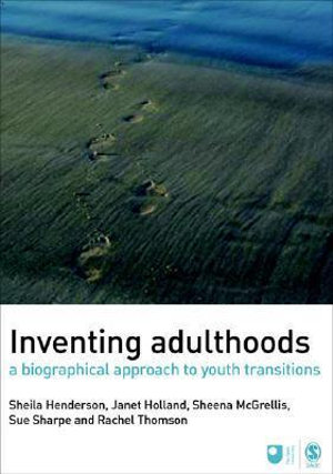 Cover of Inventing Adulthoods