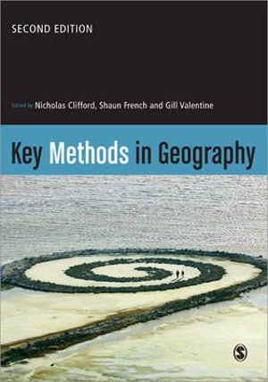 Cover of Key Methods in Geography