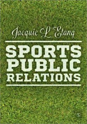 Cover of Sports Public Relations