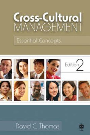 Cover of Cross-Cultural Management: Essential Concepts 2ed