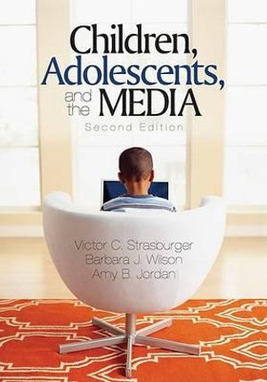 Cover of Children, Adolescents, and the Media