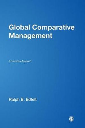 Cover of Global Comparative Management