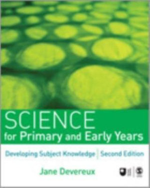 Cover of Science for Primary and Early Years