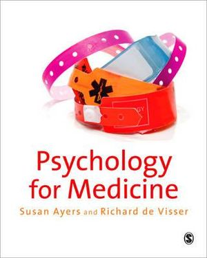 Cover of Psychology for Medicine