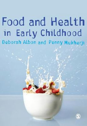 Cover of Food and Health in Early Childhood