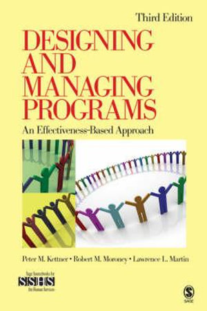 Cover of Designing and Managing Programs