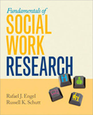 Cover of Fundamentals of Social Work Research