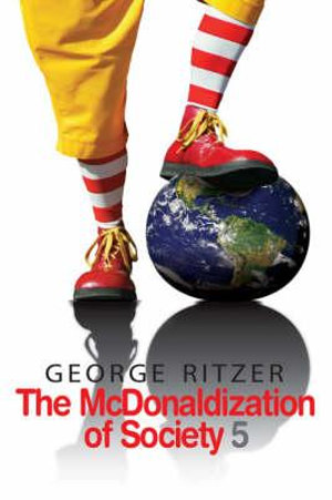 Cover of The McDonaldization of Society 5