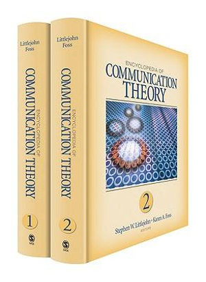 Cover of Encyclopedia of Communication Theory