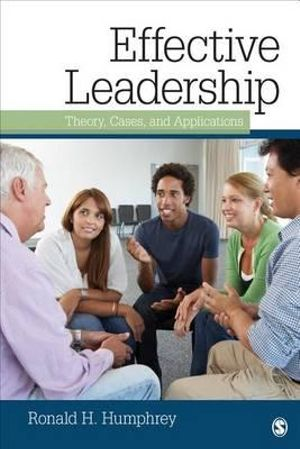 Cover of Effective Leadership