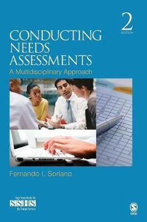 Cover of Conducting Needs Assessments