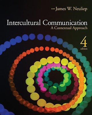 Cover of Intercultural Communication: A Contextual Approach 4ed
