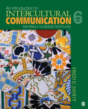 Cover of An Introduction to Intercultural Communication