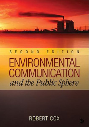 Cover of Environmental Communication and the Public Sphere