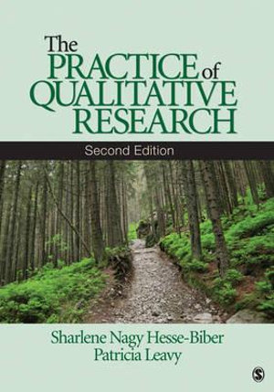 Cover of The Practice of Qualitative Research