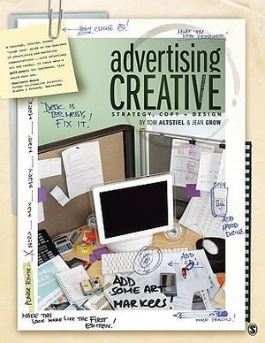 Cover of Advertising Creative: Strategy, Copy, and Design 2ed