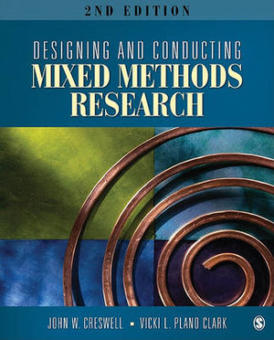 Cover of Designing and Conducting Mixed Methods Research