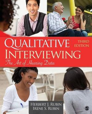 Cover of Qualitative Interviewing