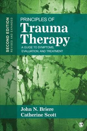 Cover of Principles of Trauma Therapy
