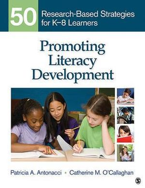 Cover of Promoting Literacy Development