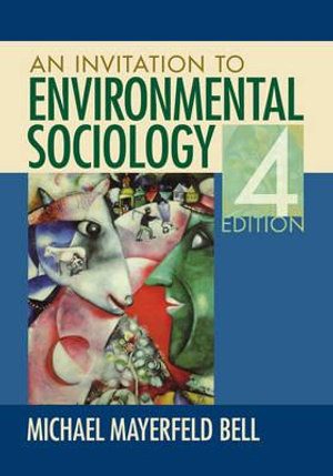 Cover of An Invitation to Environmental Sociology 4ed