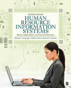 Cover of Human Resource Information Systems: Basics, Applications, and Future Directions 2ed