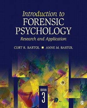 Cover of Introduction to Forensic Psychology