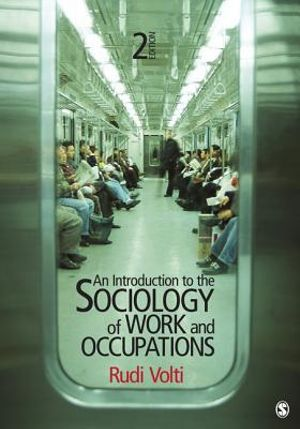 Cover of An Introduction to the Sociology of Work and Occupations