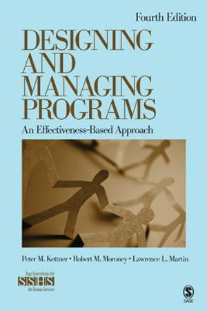 Cover of Designing and Managing Programs: An Effectiveness-Based Approach 4ed