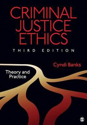 Cover of Criminal Justice Ethics