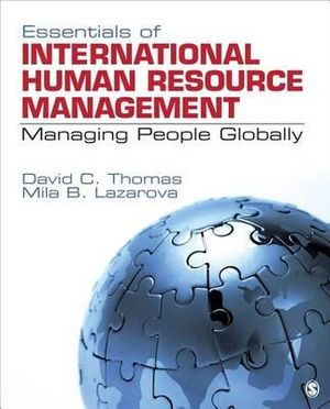 Cover of Essentials of International Human Resource Management
