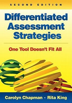 Cover of Differentiated Assessment Strategies
