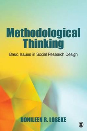 Cover of Methodological Thinking