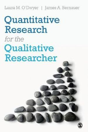Cover of Quantitative Research for the Qualitative Researcher