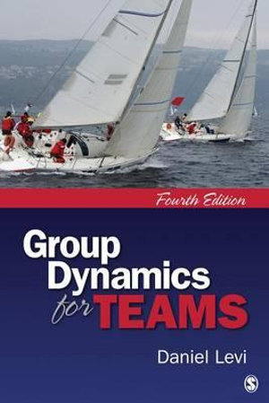 Cover of Group Dynamics for Teams