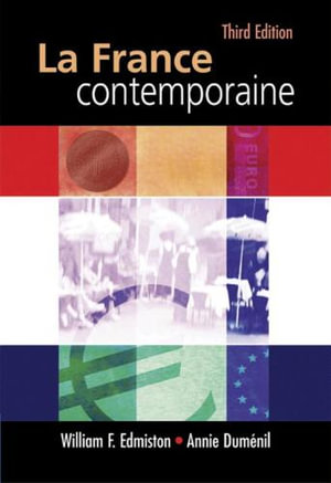 Cover of La France contemporaine