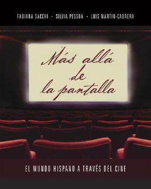 Cover of Mas alla de la pantalla : El mundo hispano a travs del cine