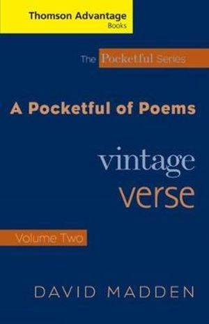 Cover of A Pocketful of Poems