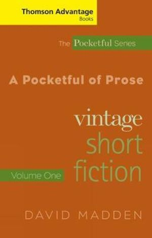 Cover of A Pocketful of Prose