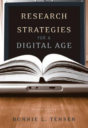 Cover of Research Strategies for a Digital Age