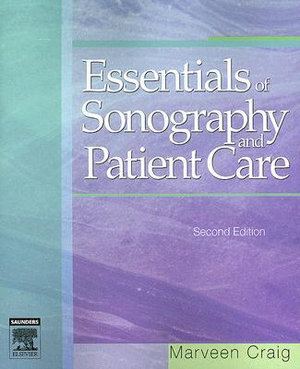 Cover of Essentials of Sonography and Patient Care