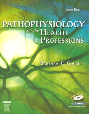 Cover of Pathophysiology for the Health Professions