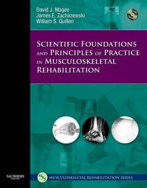 Cover of Scientific Foundations and Principles of Practice in Musculoskeletal Rehabilitation