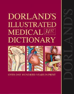 Cover of Dorland's Illustrated Medical Dictionary