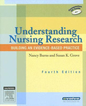 Cover of Understanding Nursing Research