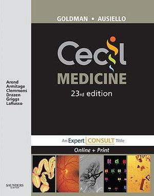 Cover of Cecil Medicine